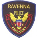 Ravenna Police Department, Kentucky