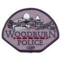 Woodburn Police Department, Oregon