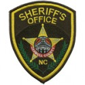 Caswell County Sheriff's Office, North Carolina