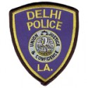 Delhi Police Department, Louisiana