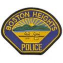 Boston Heights Police Department, Ohio