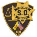 Torrance County Sheriff's Office, New Mexico