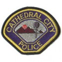 Cathedral City Police Department, California