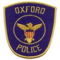 Oxford Police Department, Massachusetts