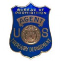 United States Department of the Treasury - Internal Revenue Service - Bureau of Prohibition, U.S. Government