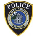 Vestavia Hills Police Department, Alabama
