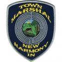 New Harmony Police Department, Indiana