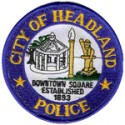 Headland Police Department, Alabama