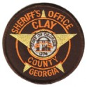 Clay County Sheriff's Office, Georgia