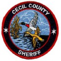 Cecil County Sheriff's Office, Maryland