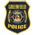 Greenfield Police Department, Missouri