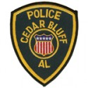Cedar Bluff Police Department, Alabama