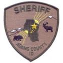 Adams County Sheriff's Department, Idaho