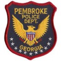 Pembroke Police Department, Georgia