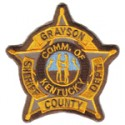 Grayson County Sheriff's Office, Kentucky