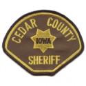Cedar County Sheriff's Department, Iowa