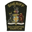 Southampton County Sheriff's Office, Virginia