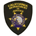 California Department of Justice, California