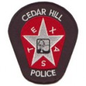 Cedar Hill Police Department, Texas