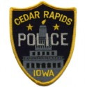 Cedar Rapids Police Department, Iowa