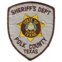 Polk County Sheriff's Office, Texas
