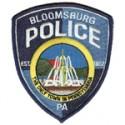 Bloomsburg Police Department, Pennsylvania