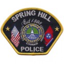 Spring Hill Police Department, Tennessee