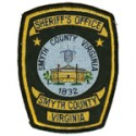 Smyth County Sheriff's Office, Virginia