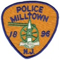 Milltown Police Department, New Jersey