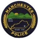 Manchester Police Department, Kentucky