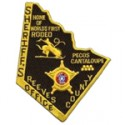 Reeves County Sheriff's Department, Texas