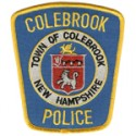 Colebrook Police Department, New Hampshire