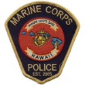 United States Department of Defense - Marine Corps Base Hawaii Police Department, U.S. Government