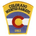 Colorado Mounted Rangers, Colorado