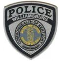 Williamsburg Police Department, Kentucky