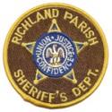 Richland Parish Sheriff's Office, Louisiana