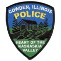 Cowden Police Department, Illinois
