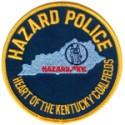 Hazard Police Department, Kentucky