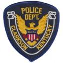 Clarkson Police Department, Kentucky