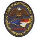 North Carolina Department of Correction - Division of Community Corrections, North Carolina