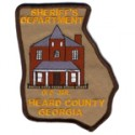 Heard County Sheriff's Office, Georgia