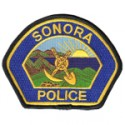 Sonora Police Department, California