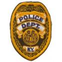 Upton Police Department, Kentucky