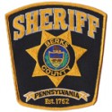 Berks County Sheriff's Office, Pennsylvania