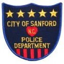 Sanford Police Department, North Carolina