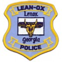 Lenox Police Department, Georgia