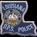 Louisiana Department of Public Safety Police, Louisiana
