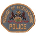 Freemansburg Borough Police Department, Pennsylvania