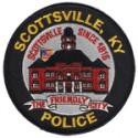 Scottsville Police Department, Kentucky