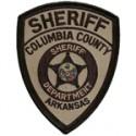 Columbia County Sheriff's Office, Arkansas